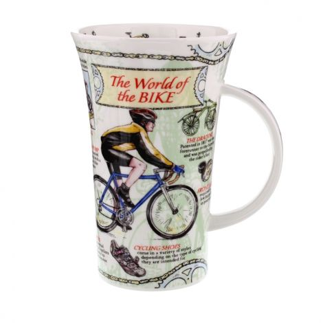 Dunoon Fine Bone China Mug - Glencoe - World of Bike