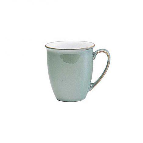 Denby Regency Green Coffee Beaker/Mug