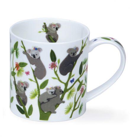 Dunoon Orkney Fine Bone China Mug - Hangout Koala