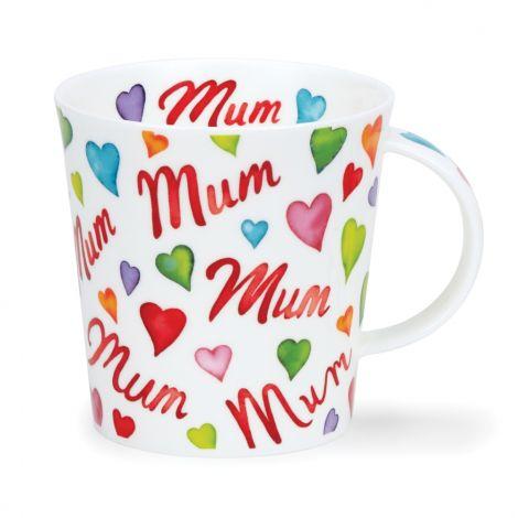 Dunoon Cairngorm Fine Bone China mug - Mum 2021