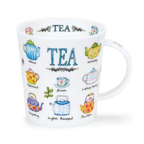 Dunoon Lomond  Fine Bone China mug - Tea