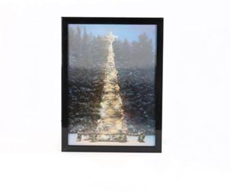 Jingles LED Lit Christmas Tree Image 40 x 30cm