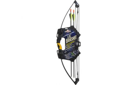 Barnett Lil' Banshee Jr. Compound Archery Set