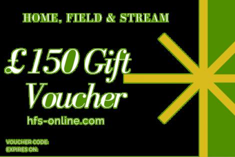 £150 Gift Voucher