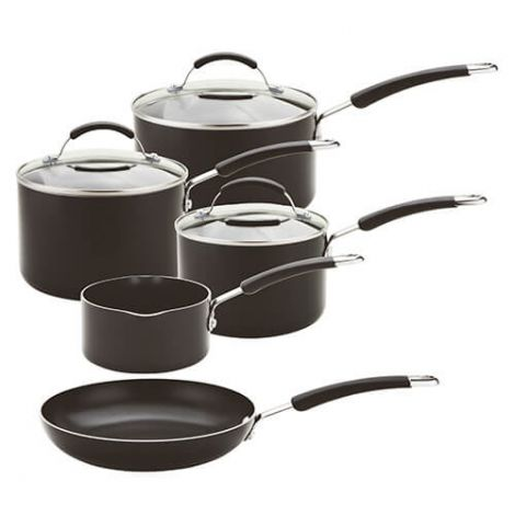 Meyer 5 Piece Non-Stick Induction Set