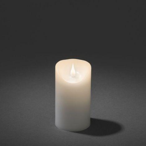 Konst Smide LED Wax Christmas Candle 7.6 x 17.8cm
