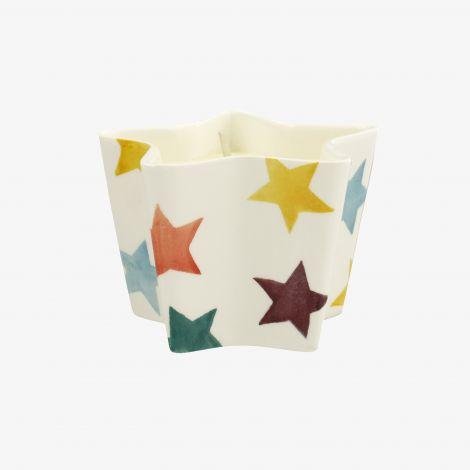 Emma Bridgewater Bright Stars Small Star Candle