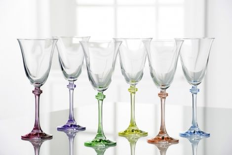 Belleek Galway Living Liberty Party Pack Goblets (Set of 6)