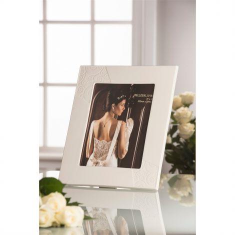 Belleek Living Swirl 8x10 Frame