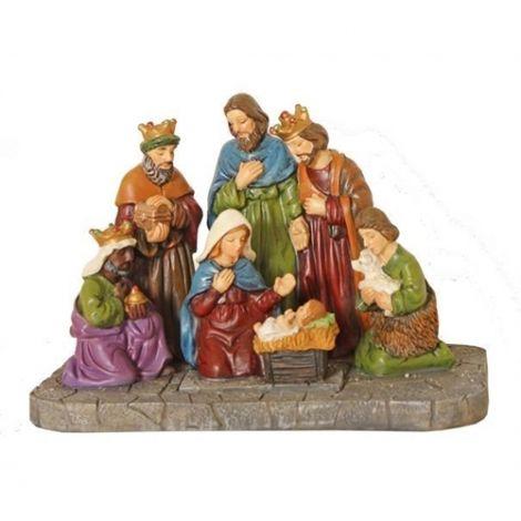 Enchante Christms Nativity Scene 21cm