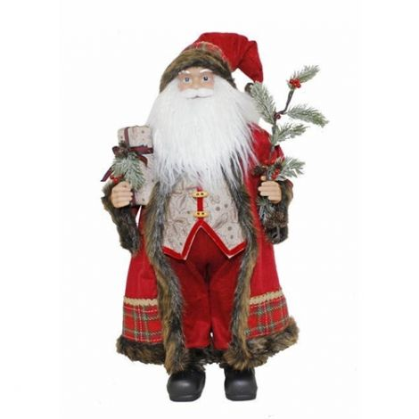 Enchante Traditional Santa 90cm