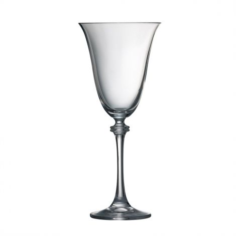 Belleek Galway Crystal Liberty Goblet Set of 4