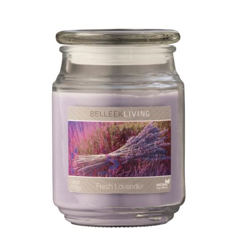 Belleek Living Candle - Fresh Lavender