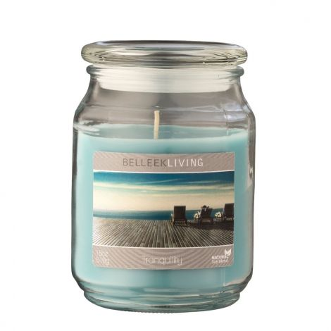 Belleek Living Candle - Tranquillity