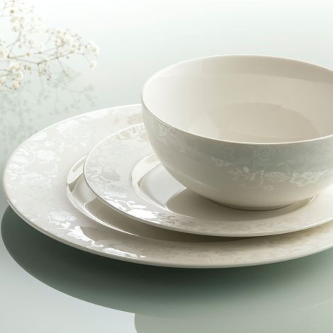 Belleek Living Evermore 12 Piece Dinner Set