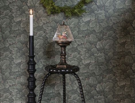 Konst Smide Christmas Santa Table Lamp