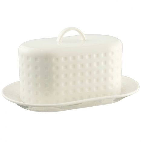 Belleek Living Grafton Butterdish