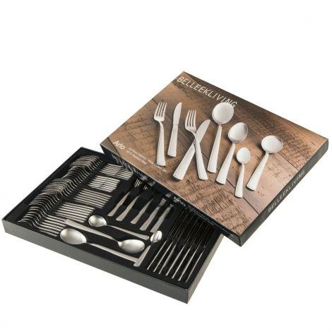 Belleek Arlo 58 Piece Cutlery Set