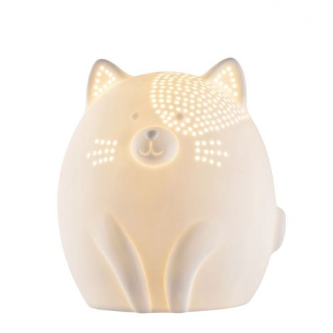Belleek Living Kitty Cat - Luminaire