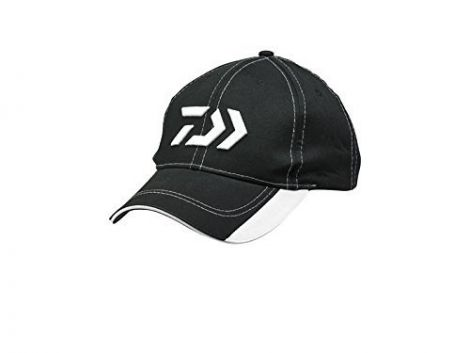 Daiwa Black'N'White Cap