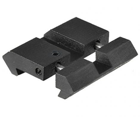 UTG Dovetail to Picatinny Rail Adaptor - MNT-DT2PW01
