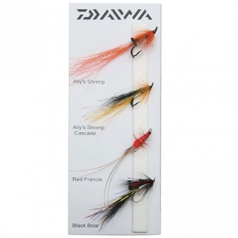 Daiwa Fly Pack - Salmon Doubles