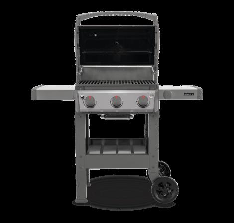 Weber® Spirit II E-310 GBS Gas Barbecue - Black
