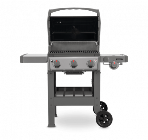Weber® Spirit II E-320 GBS Gas Barbecue - Black