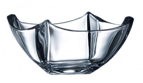 """Belleek Galway Crystal Dune 10"""" Bowl"""