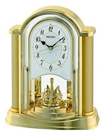 Seiko Rotating Pendulum Mentel Clock