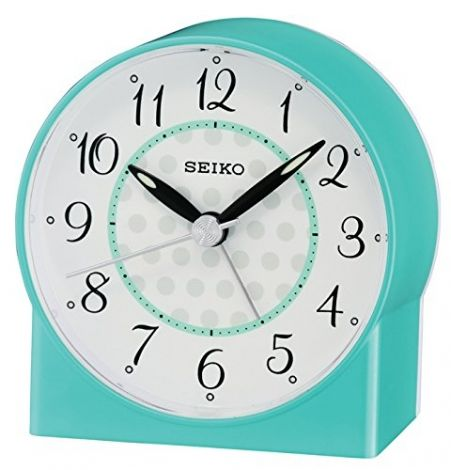 Seiko Lumibrite Sweep Beep Alarm Clock