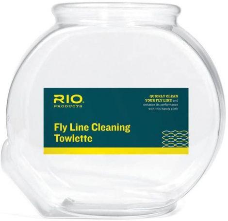 Rio Fish Bowl 100 Line Clean Towlettes
