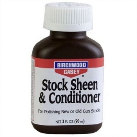 Birchwood Casey Stock Sheen And Conditioner 90ml