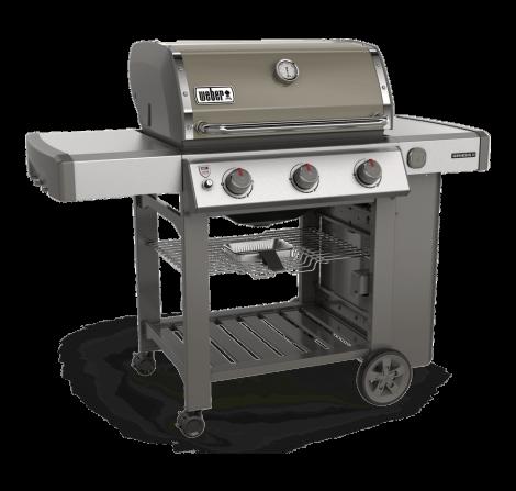 Weber® Genesis® II E-310 GBS Gas Barbecue - Smoke Grey