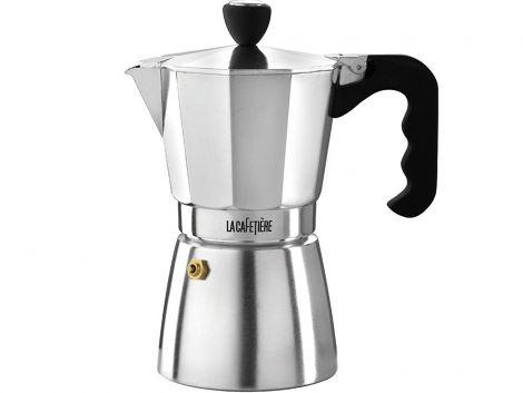 La Cafetiere Classic Espresso 3 Cup Polished