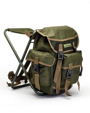 Daiwa Wilderness Game Rucksack Stool