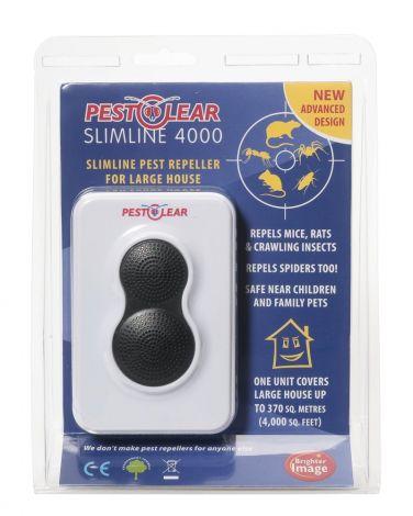 "Pest Clear PRS4000A ""Pest Clear"" Slim Line 4000 Large House Pest Repeller"