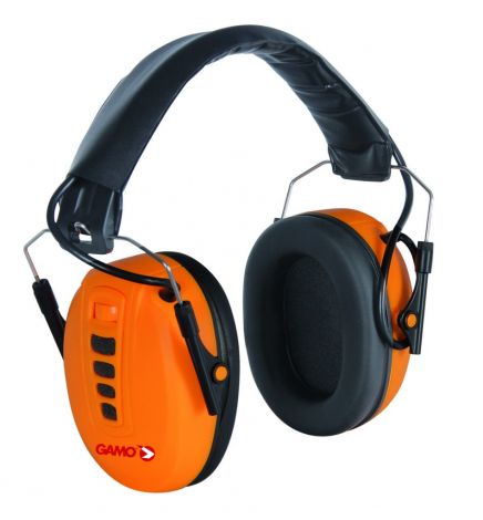 Gamo ELECTRONIC EAR PROTECTOR - Orange
