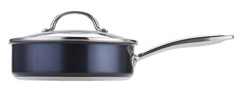 Prestige OptiSteel 24cm Stainless Steel Sauté