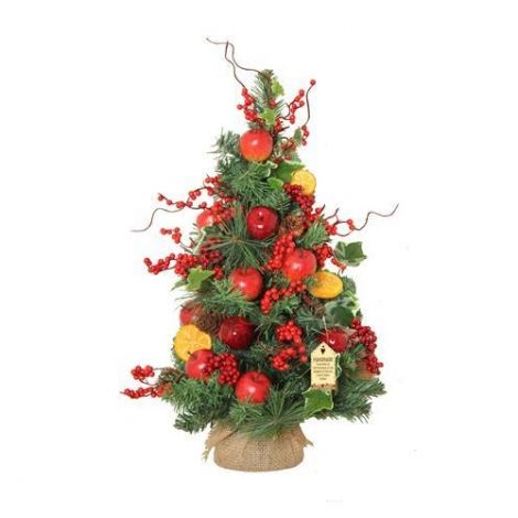 Enchante Winter Orchard Christmas Tree - 60cm