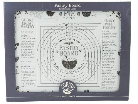 Creative Tops Bake Stir It Up Large Pastry Board