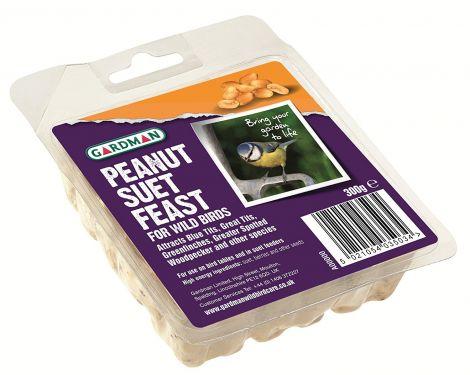 Gardman Peanut Suet Feast