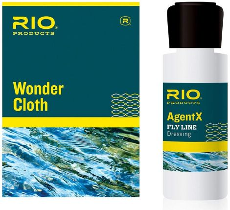 Rio Fly Fishing Agent-Line Cleaning Kit