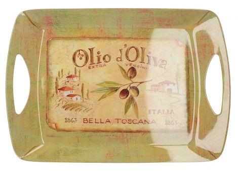 Creative Tops Olio Doliva Large Handled Tray