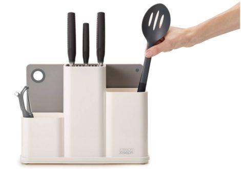 Joseph Joseph CounterStore™ Kitchen Worktop Organiser - White