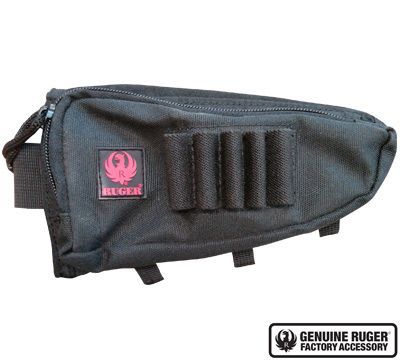 Ruger Rifle Right Handed Cheek Pad