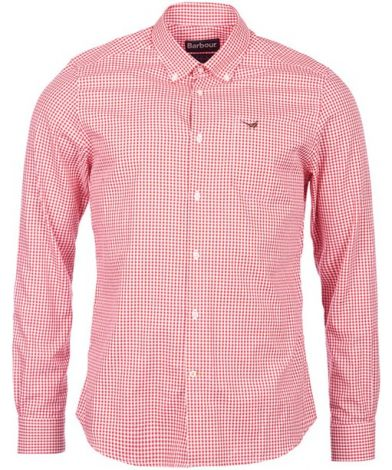 Barbour Berkshire Shirt - Red