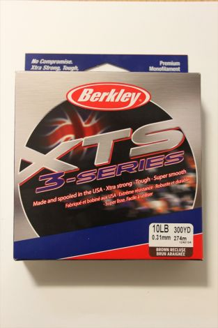 Berkley XTS 3-Series 12lb 300yd