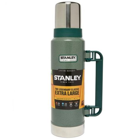 Stanley Classic Ultra Vacuum 1.3l Bottle Green