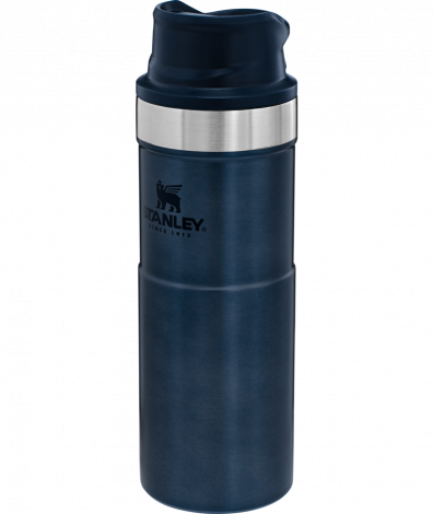 Stanley Trigger Action Travel Mug 16oz/.47Ltr Blue
